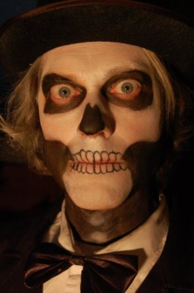 As Baron Samedi in Sell Outs by New Faith Films (actor)